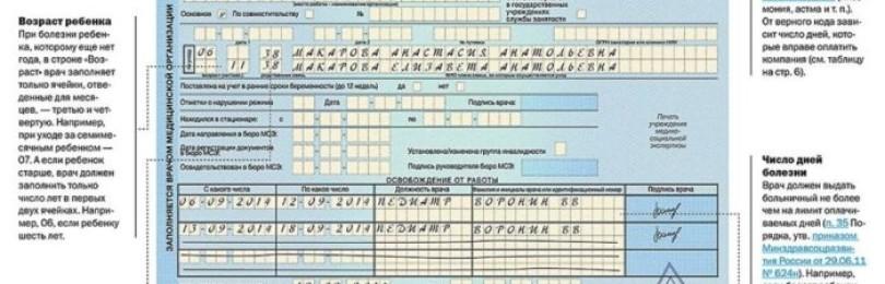 Оплата больничного листа по уходу за ребенком-инвалидом: размер, порядок и сроки выплаты