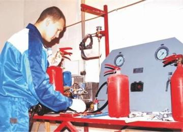 Проверка огнетушителей – как и с какой периодичностью проводится, нормативные документы