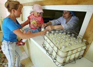 Молочная кухня для беременных: что положено, таблица продуктов