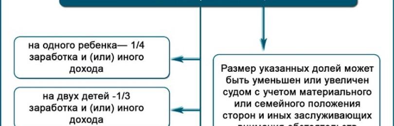 Как оформить алименты через МФЦ: пошаговая инструкция