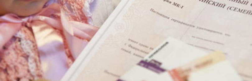 На что можно потратить материнский капитал в 2020 году: как использовать средства сертификата