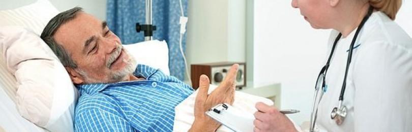 Как оформить инвалидность лежачему больному пенсионеру: процедура и образец заявления