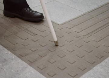 Тактильная плитка для инвалидов: виды, ГОСТ и порядок укладки