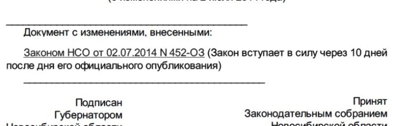 Материнский капитал в Новосибирске и Новосибирской области