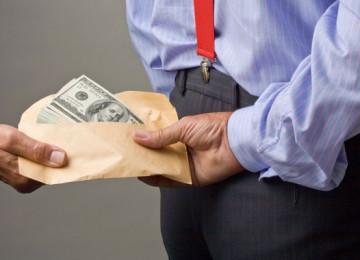 Коммерческий подкуп в УК РФ