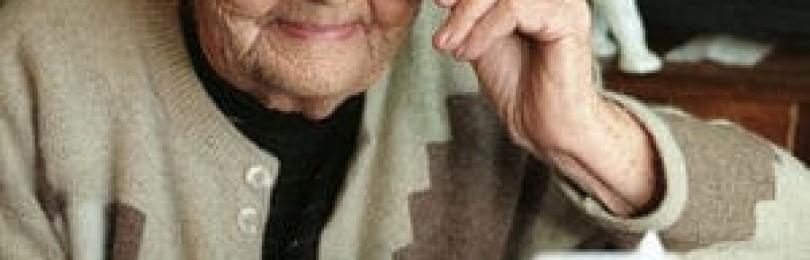 Как в ПФР оформить патронаж над пожилым человеком старше 80 лет